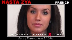 Casting of NASTA ZYA video