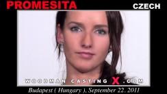 Casting of PROMESITA video