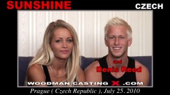 Casting of SUNSHINE video