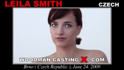 Casting of LEILA SMITH video