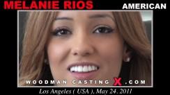 Casting of MELANIE RIOS video