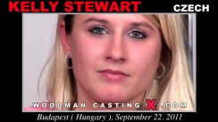Casting of KELLY STEWART video