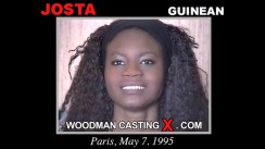 Casting of JOSTA video