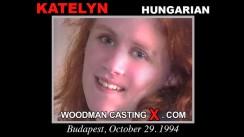 Casting of KATELYN video