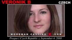 Casting of VERONIK B video