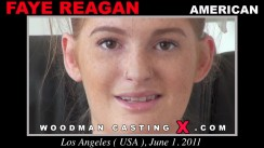 Casting of FAYE REAGAN video