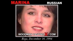 Casting of MARINA video