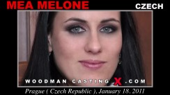 Casting of MEA MELONE video