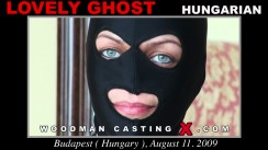 Casting of LOVELY GHOST video