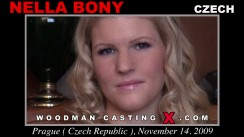 Casting of NELLA BONY video