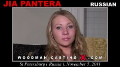 Casting of JIA PANTERA video
