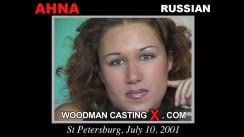 Casting of AHNA video