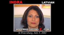 Casting of INDRA video
