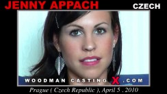 Casting of JENNY APPACH video