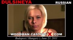 Casting of DULSINEYA video