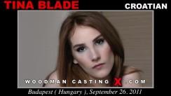 Casting of TINA BLADE video