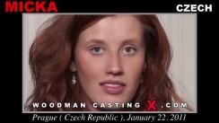 Casting of MICKA video