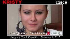 Casting of KRISTY video