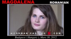 Casting of MAGDALENA video