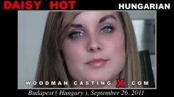 Casting of DAISY HOT video