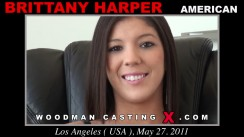 Casting of BRITTANY HARPER video