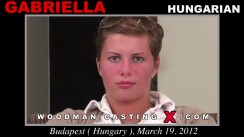 Casting of GABRIELLA video