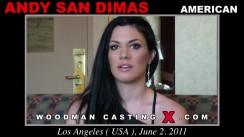 Casting of ANDY SAN DIMAS video