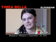 See the audition of Lucianna Karel