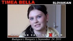 Casting of LUCIANNA KAREL video