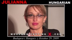 Casting of JULIANNA video