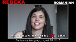 Casting of REBEKA video