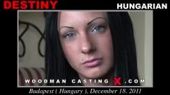 Casting of DESTINY video