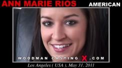 Casting of ANN MARIE RIOS video