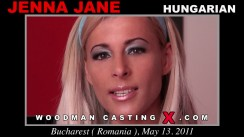 Casting of JENNA JANE video