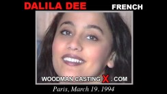Casting of DALILA DEE video