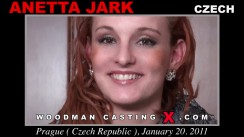 Casting of ANETTA JARK video