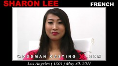 Casting of SHARON LEE video