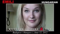 Casting of EMILI video