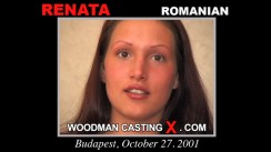 Casting of RENATA video