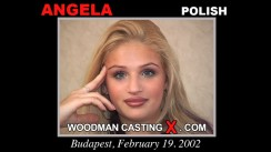 Casting of ANGELA video