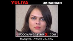 Casting of YULIYA video