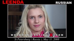 Casting of LEENDA video