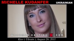 Casting of MICHELLE KUDANFER video