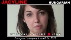 Casting of JACYLINE video