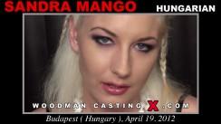 Casting of SANDRA MANGO video