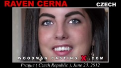 Casting of RAVEN CERNA video