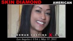 Casting of SKIN DIAMOND video