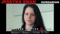 Casting of JESSYKA SWAN video