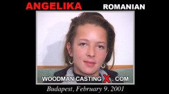 Casting of ANGELIKA video