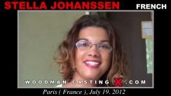 Casting of STELLA JOHANSSEN video